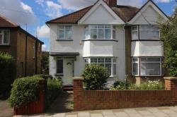 Semi Detached House To Let  Harrow Middlesex HA2