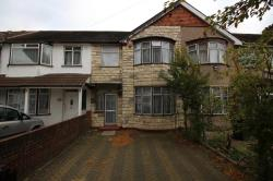 Terraced House To Let  Harrow Middlesex UB1