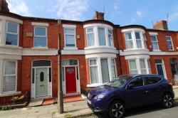 Terraced House To Let  Liverpool Merseyside L17