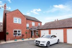 Detached House For Sale  Lichfield Staffordshire WS13