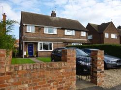 Semi Detached House For Sale Finningley Doncaster Lincolnshire DN9