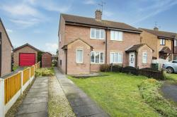 Semi Detached House For Sale Blaxton Doncaster South Yorkshire DN9