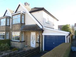 Semi Detached House For Sale Cross Roads Keighley West Yorkshire BD22