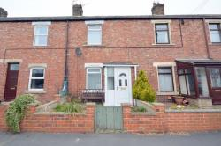 Terraced House For Sale Fir Tree Crook Durham DL15