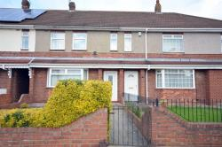 Terraced House For Sale Burnie Gardens Shildon Durham DL4
