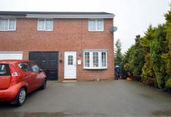 Semi Detached House For Sale Coundon Bishop Auckland Durham DL14