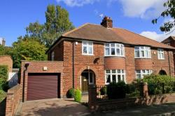 Semi Detached House For Sale Trentholme Dr York North Yorkshire YO24