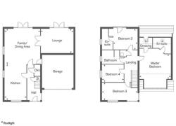 Detached House For Sale Cockreed Lane New Romney Kent TN28