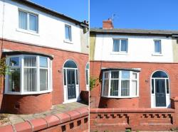 Terraced House For Sale Selbourne Road Blackpool Lancashire FY1