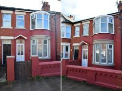 Terraced House For Sale George Street Blackpool Lancashire FY1