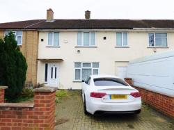 Terraced House For Sale Ely Road Hounslow Middlesex TW4