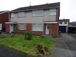 Semi Detached House For Sale  PENCOED 843C Bridgend CF35