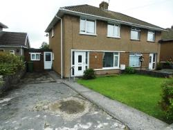 Semi Detached House For Sale  Pencoed Bridgend CF35