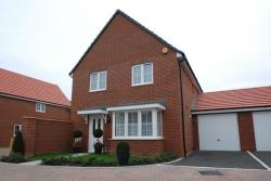 Detached House For Sale Cornwell Close Buntingford Hertfordshire SG9