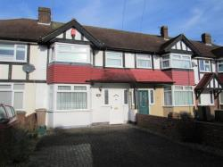 Terraced House To Let   Surrey SM5