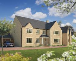 Detached House For Sale Upper Rissington Cheltenham Gloucestershire GL54