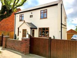 Detached House For Sale Bolsover Chesterfield Derbyshire S44