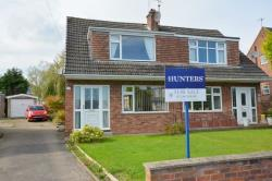 Semi Detached House For Sale Brimington Chesterfield Derbyshire S43