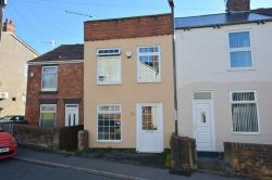 Terraced House For Sale New Whittington Chesterfield Derbyshire S43