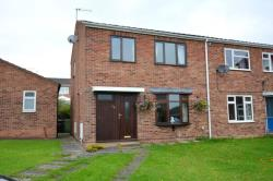 Semi Detached House For Sale Carsington Close Chesterfield Derbyshire S40