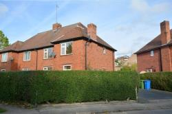 Semi Detached House For Sale Ashgate Chesterfield Derbyshire S40
