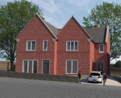 Semi Detached House For Sale Barrow Hill Chesterfield Derbyshire S43