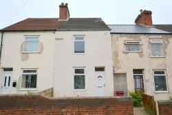 Terraced House For Sale Shuttlewood Chesterfield Derbyshire S44