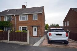 Semi Detached House For Sale Inkersall Chesterfield Derbyshire S43