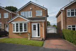 Detached House For Sale Ashgate Chesterfield Derbyshire S40