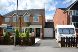 Semi Detached House For Sale Danesmoor Chesterfield Derbyshire S45