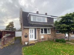 Semi Detached House For Sale New Whittington Chesterfield Derbyshire S43