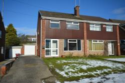 Semi Detached House For Sale Wingerworth Chesterfield Derbyshire S42