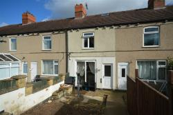 Terraced House For Sale Shirebrook Mansfield Derbyshire NG20