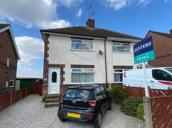 Semi Detached House For Sale Bolsover Chesterfield Derbyshire S44