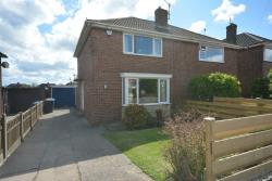 Semi Detached House For Sale Old Whittington Chesterfield Derbyshire S41