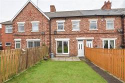 Terraced House For Sale Tynedale Terrace Stanley Durham DH9