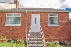 Terraced Bungalow For Sale Marx Crescent Stanley Durham DH9