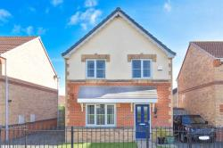 Detached House For Sale Valiant Way Stanley Durham DH9