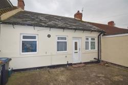 Terraced Bungalow For Sale Watling Street Bungalows Consett Durham DH8