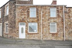 Terraced House For Sale Cleadon Street Consett Durham DH8