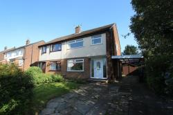 Semi Detached House To Let Broadstone Road Bolton Greater Manchester BL2