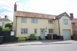 Detached House For Sale Low Street Oakley Norfolk IP21