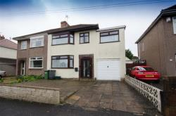 Semi Detached House For Sale Burley Crest Downend Gloucestershire BS16