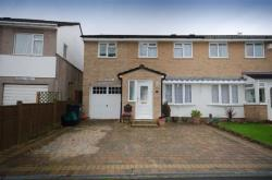 Semi Detached House For Sale Benford Close Downend Gloucestershire BS16