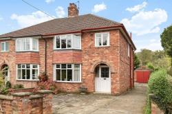 Semi Detached House For Sale Easingwold York North Yorkshire YO61