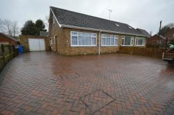 Semi Detached House For Sale Burton Fleming Driffield East Riding of Yorkshire YO25