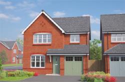 Detached House For Sale Erddig Place WREXHAM Wrexham LL11