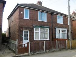 Semi Detached House For Sale Alfred Street Gainsborough Lincolnshire DN21
