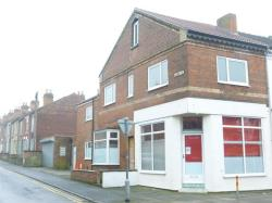 Terraced House For Sale Trinity Street Gainsborough Lincolnshire DN21