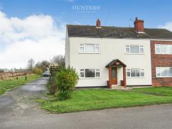 Semi Detached House For Sale Blyton Gainsborough Lincolnshire DN21